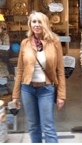 Nelli 50 letar efter man på 50-65 - hitta hun på rysk dejtingsida
